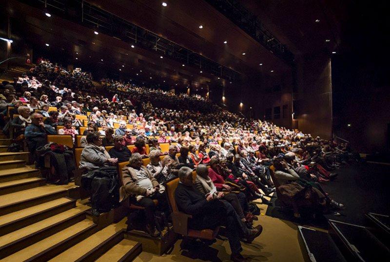 Le public ! - Crédit : Gilles Vidal