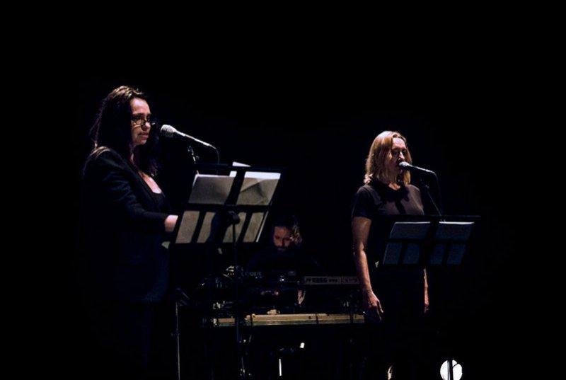 Béatrice Dalle et Virginie Despentes - Crédit : Gilles Vidal