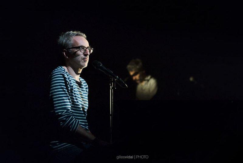 Vincent Delerm - Crédit : Gilles Vidal