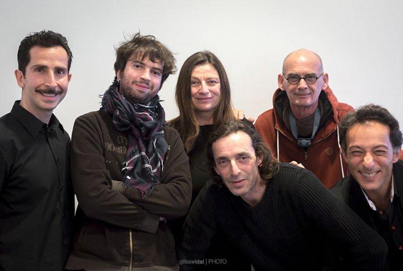 Lettre à la France - Crédit : Gilles Vidal